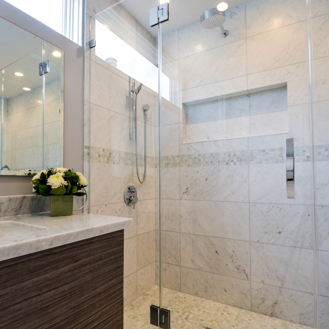 Bathroom Exterior Remodeling In San Francisco Pacific Heights