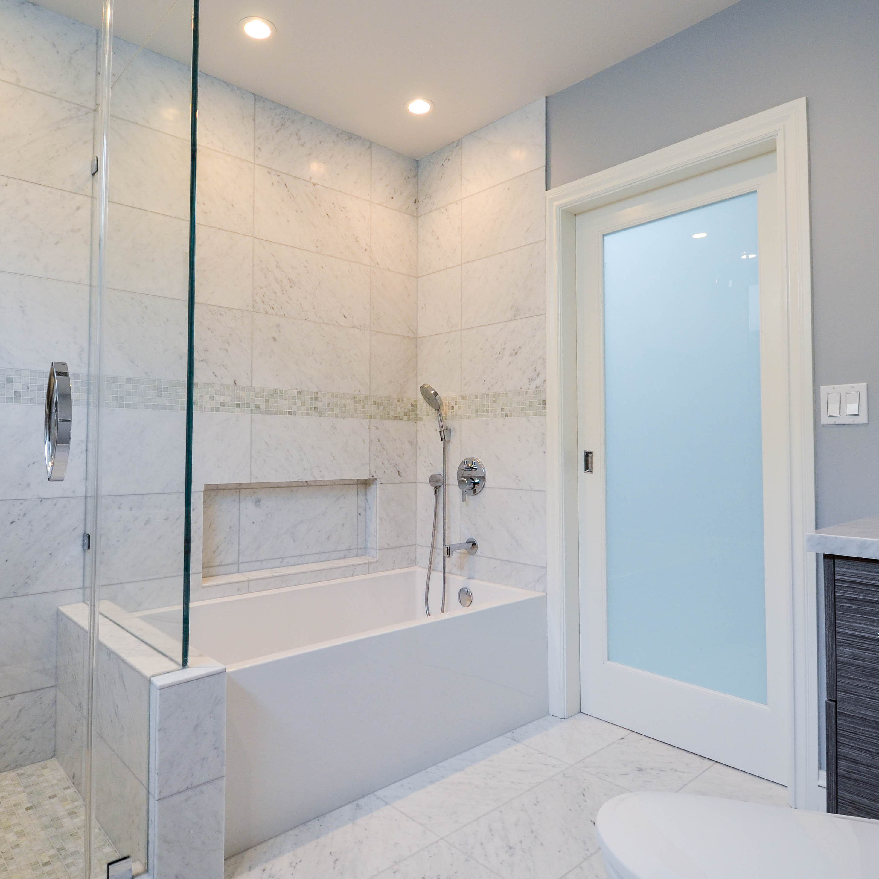 Bathroom Exterior remodeling in San Francisco, Pacific Heights